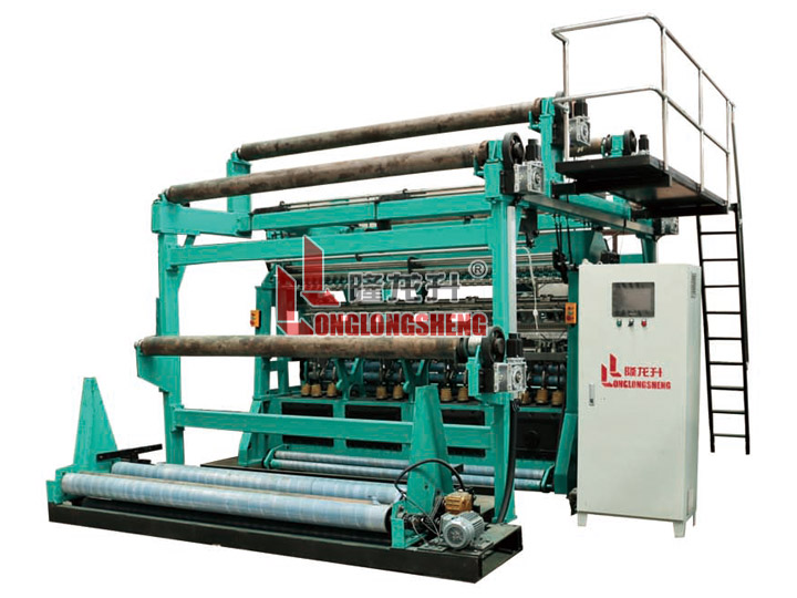 GE298 Warp knitting Machine