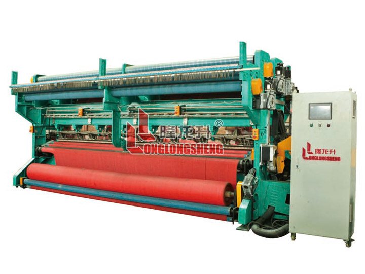 HSGE2319 High Speed Electronic Controlled Raschel Machine