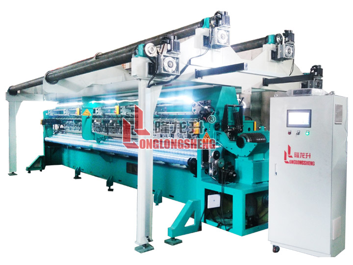 SGE2318TL Single Needle-bar Warp Knitting Machine