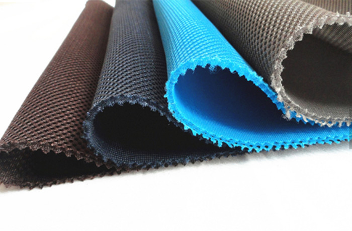 Three-dimensional spacer fabric 09